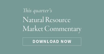 GRA Natural Resource Market Commentary