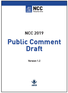 Download the 2019 NCC Public Comment Draft