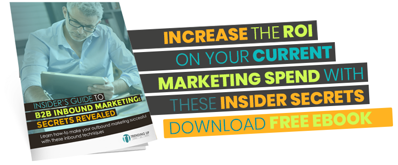 Download the Insider's Guide to B2B Inbound Marketing: Secrets Revealed