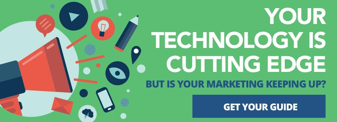 The Definitive Guide to Technology Marketing