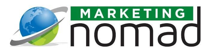 global marketing nomad logo