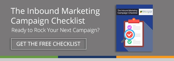 Free Download: The Inbound Marketing Campaign Checklist