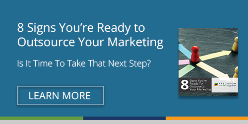New Blog: 8 Signs You're Ready to Outsource Your Marketing