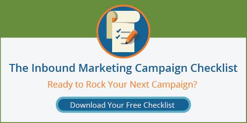 Free Download: The Inbound Marketing Campaign Checklist