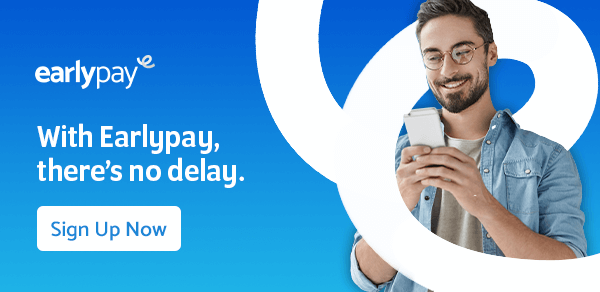 EarlyPay - Sign Up Now