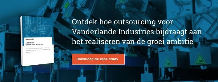 Ontdek hoe outsourcing voor Vanderlande Industries bijdraagt aan het realiseren van de groei ambitie