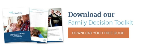 Download our Family Decision Toolkit
