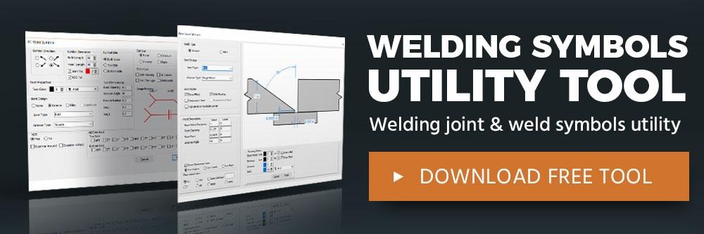 Weld Symbols Utility Tool