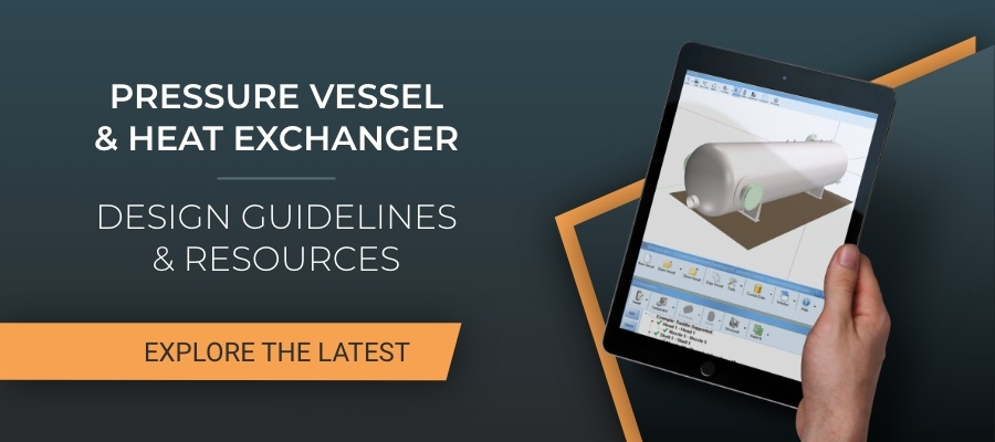 2020 Pressure Vessel & Heat Exchanger Design Guidelines and Resources