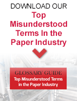 Top Misunderstood Terms in the Paper Industry