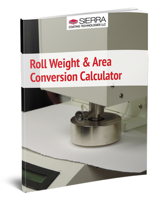 Roll Weight Area Conversion Calculator