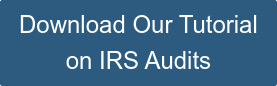 Download Our Tutorial on IRS Audits