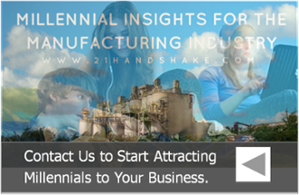 attract millennials to manufactuirng