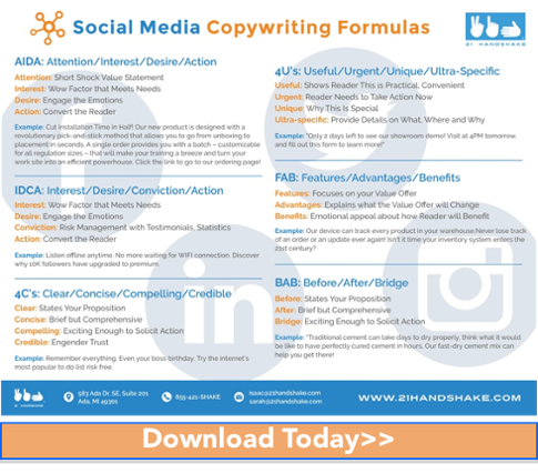 download sm copywriting formulas