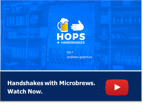 watch hops and handshakes