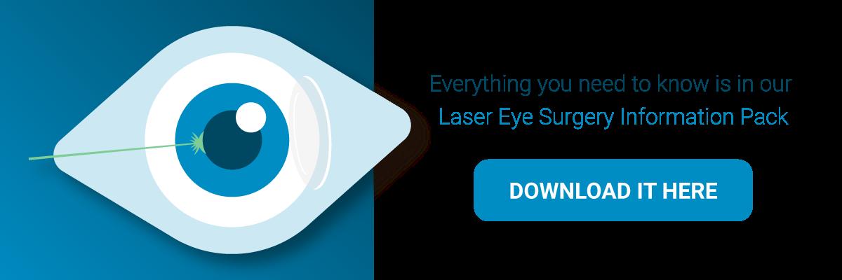 Focus Clinic Laser Eye Surgery Information Pack CTA