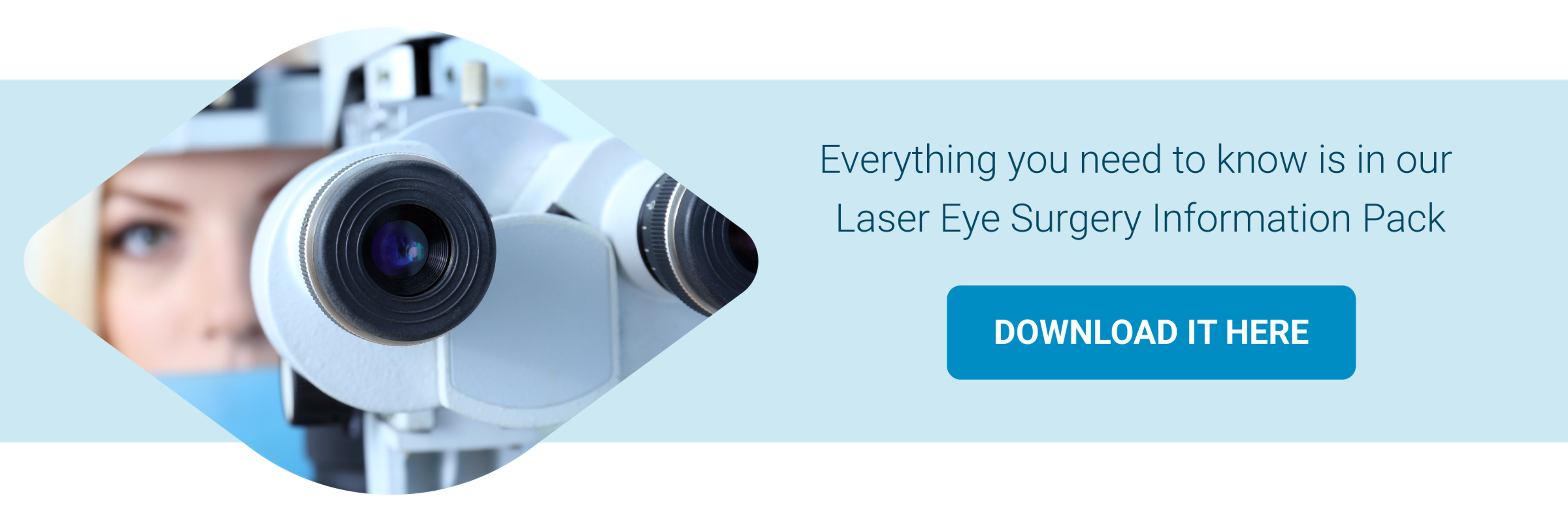 Focus Clinic Laser Eye Surgery Information Pack