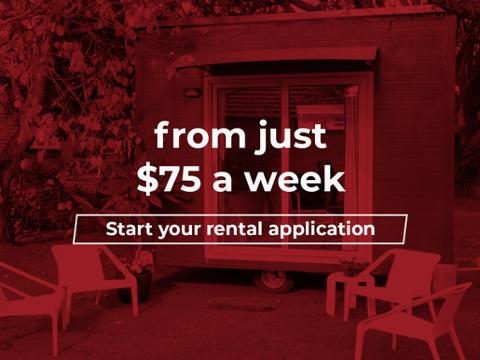 transportable house rental