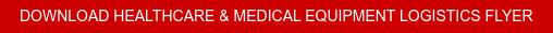 Download Healthcare & Medical Equipment Logistics Flyer