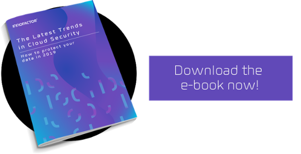 Download the latest trends in cloud security e-book