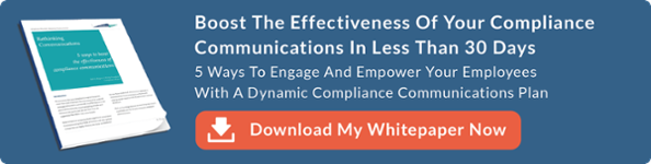 Compliance Communications Whitepaper Email