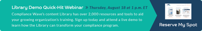 Virtual Open House: Compliance Communication In A New World