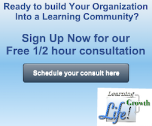 Sign up for FREE consultation Learning Community