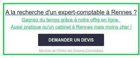 A la recherche d'un expert-comptable à Rennes ?  C'est tout compris et sans engagement  Membre de l'Ordre des Experts-Comptables DEMANDER UN DEVIS