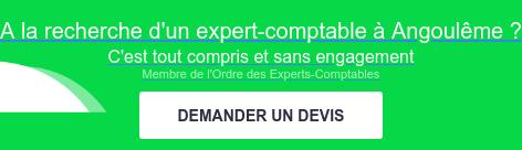 A la recherche d'un expert-comptable à Angoulême ?  C'est tout compris et sans engagement DEMANDER UN DEVIS  Membre de l'Ordre des Experts-Comptables