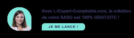 L-Expert-comptable.com s'occupe de créer votre SASU. C'est GRATUIT ! Je me lance