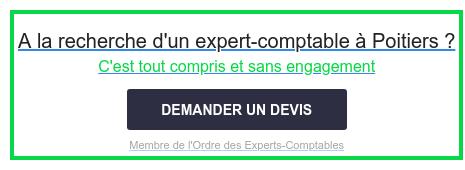 A la recherche d'un expert-comptable à Poitiers ?  C'est tout compris et sans engagement  Membre de l'Ordre des Experts-Comptables DEMANDER UN DEVIS