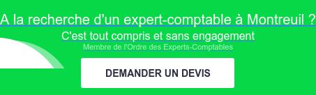 A la recherche d'un expert-comptable à Montreuil ?  C'est tout compris et sans engagement DEMANDER UN DEVIS  Membre de l'Ordre des Experts-Comptables