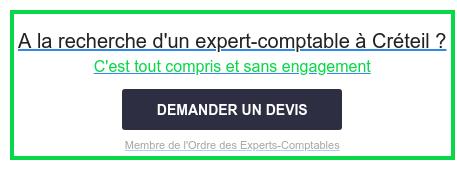 A la recherche d'un expert-comptable à Créteil ?  C'est tout compris et sans engagement  Membre de l'Ordre des Experts-Comptables DEMANDER UN DEVIS