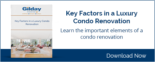 key factors in Condo renovation