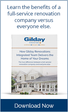 Gilday Renovations Integrated Team Delivers Home of Dreams
