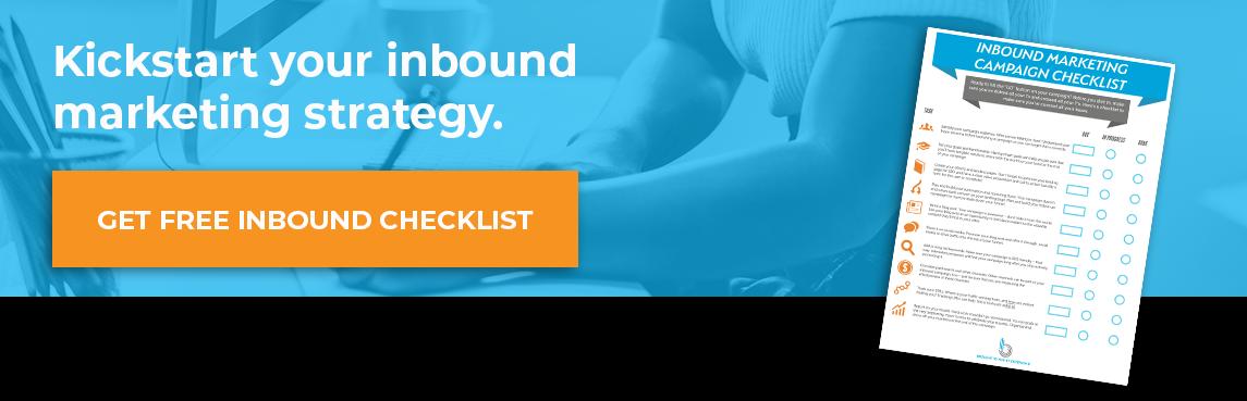 Multifamily Marketing Inbound Checklist 2