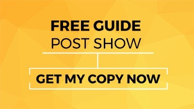 Free Guide - Post Show