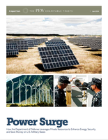 Pew Report: Power Surge