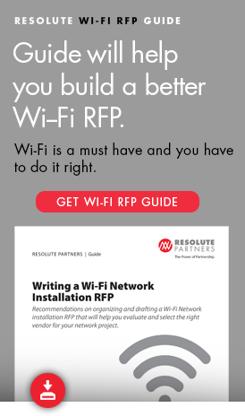 Model RFP for Wi-Fi