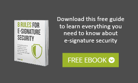 e-signature security ebook