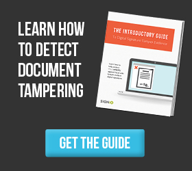 Get the Beginner's Guide to Tamper Evidence