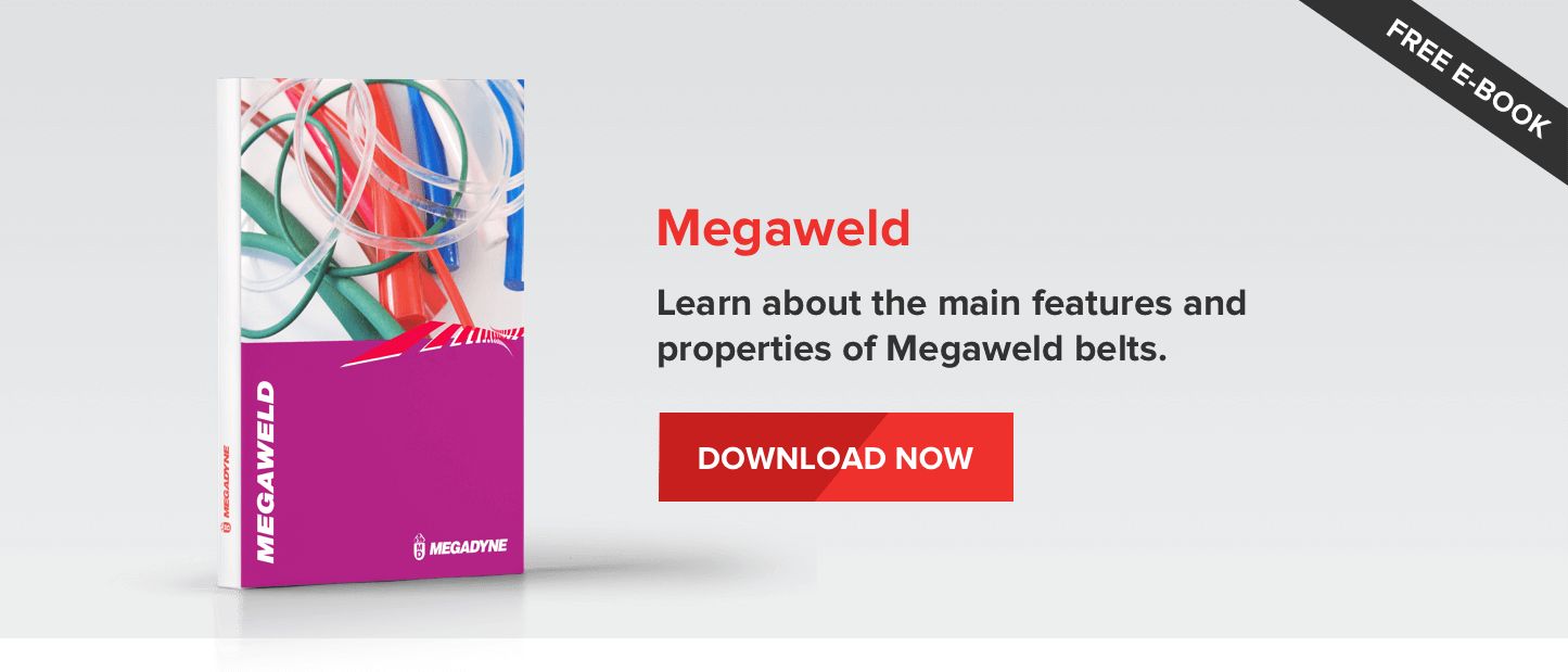 Megaweld - Learn about the main features and properties of Megaweld belts