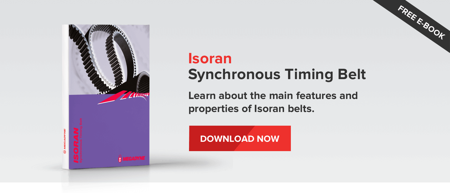 Isoran - Synchronous Timing Belt