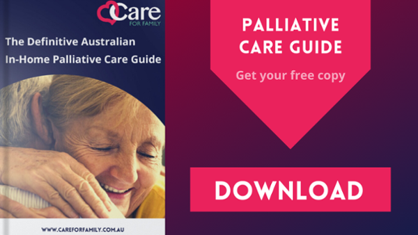 Palliative Care Guide - Download Button