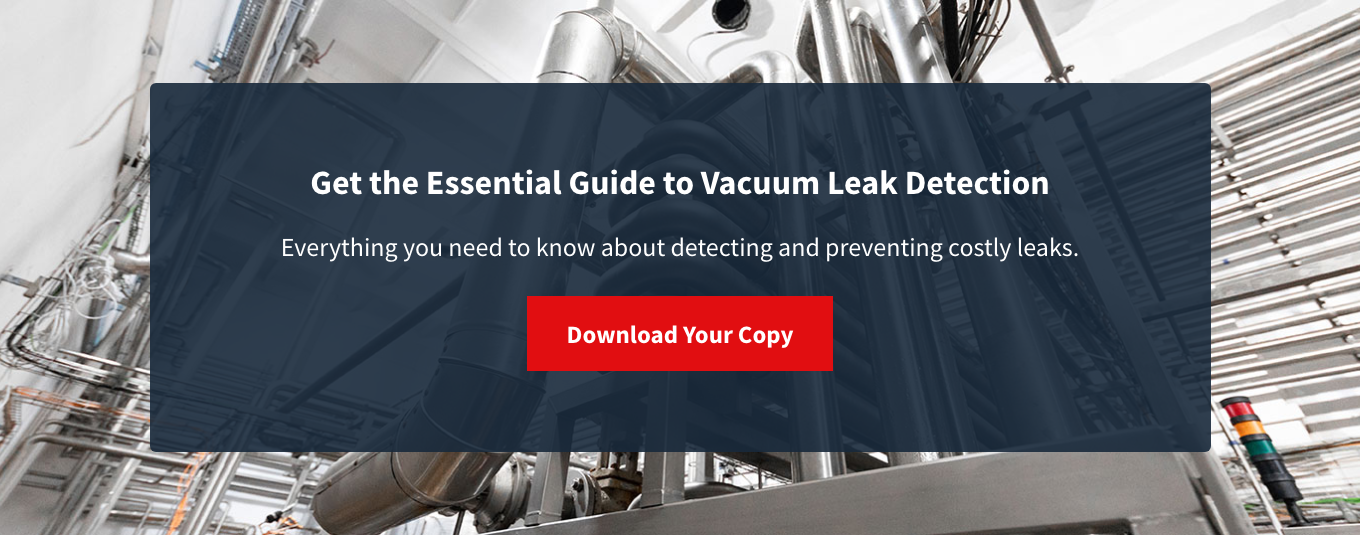 The fundamentals of leak detection