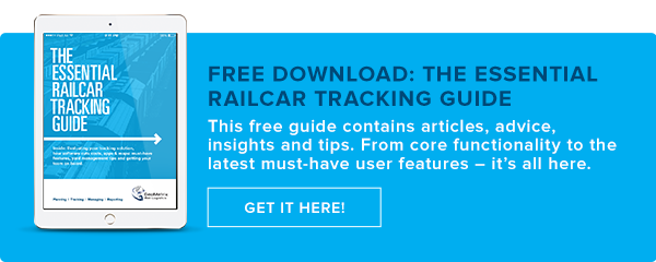 railcar tracking