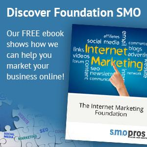 Internet marketing foundation e-book