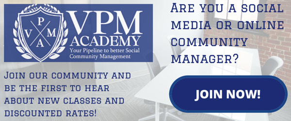 VPM Academy Join Now CTA
