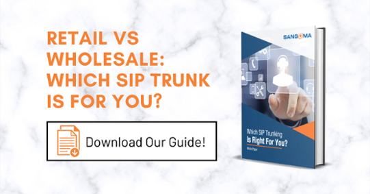 Retail vs Wholesale: Which SIP Trunk is for you?