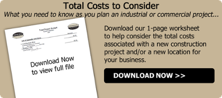 Total Costs to Consider on Construction Project